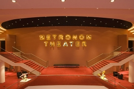Foyer des Metronom Theaters