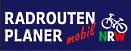 Bild: Logo des Radroutenplaners NRW