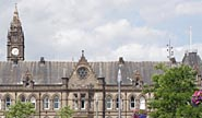 Town Hall in Middlesbrough