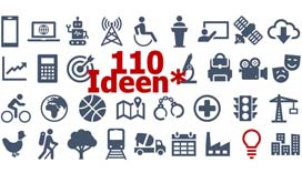 110 Ideen entstanden in den Workshops